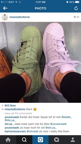 shoes green shoes adidas pharrell williams pink sneakers adidas supercolor