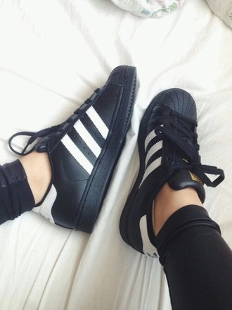 shoes adidas superstar black white grunge adidas superstars adidas shoes