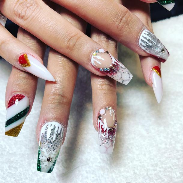 nail polish holiday nail art christmas nail art holidays nail art nail accessories nail art nails christmas holiday season