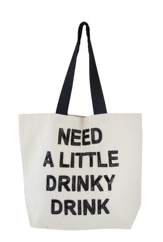 bag white beach bag fallon and royce canvas bag