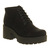 Vagabond Dioon Lace Up Boot Black Canvas - Ankle Boots