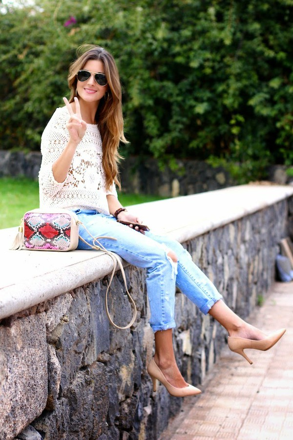 marilyn's closet blog top bag jeans shoes jewels