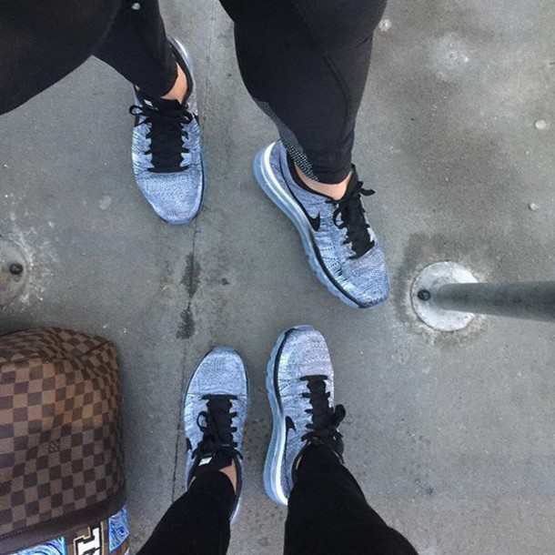 Couple Nike Matching Shoes Pictures