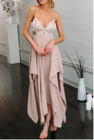 dress girly girl girly wishlist maxi dress maxi pink pink dress cute