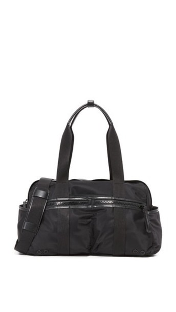 yoga bag black
