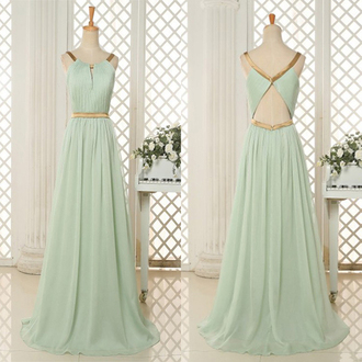 dress prom prom dress mint mint dress gold gold dress floor length dress special occasion dress maxi dress long dress long maxi bridesmaid long prom dress fashion trendy style girly cute cute dress love lovely pretty fabulous gorgeous beautiful amazing wow cool stylish sexy sexy dress