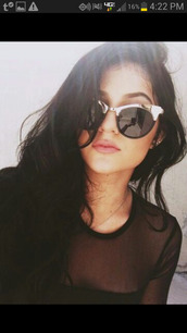 sunglasses,kylie jenner