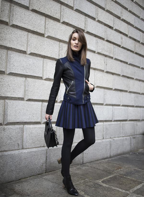 anouska proetta brandon jacket dress shoes bag