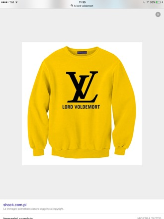 sweater harry potter lord voldemort