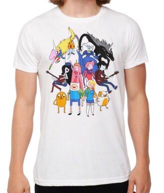 shirt alternate universe adventure time shirt t-shirt white t-shirt top
