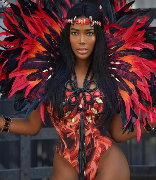 jumpsuit carnival bacchanal trinidad tobago barbados jamaica st vincent caribbean costume