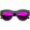 The show matte revo mirror sunglasses at flyjane