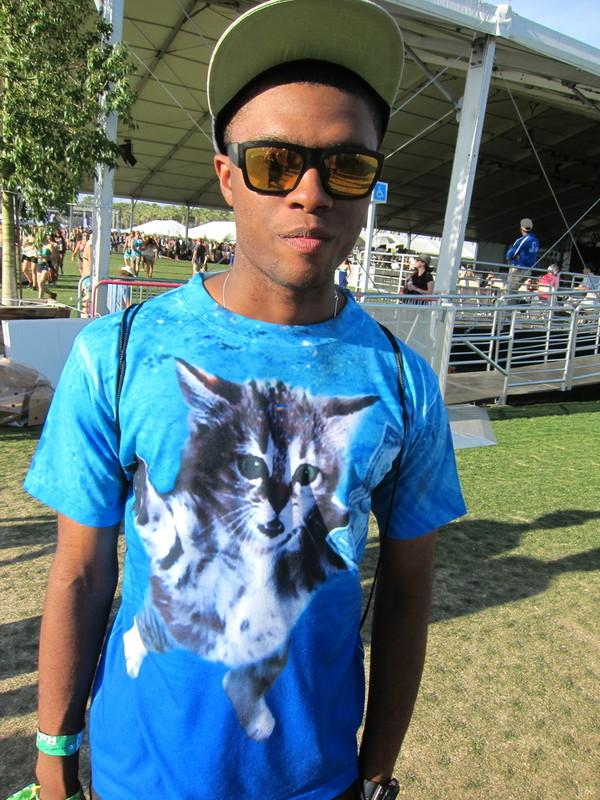 shirt coachella t-shirt cats