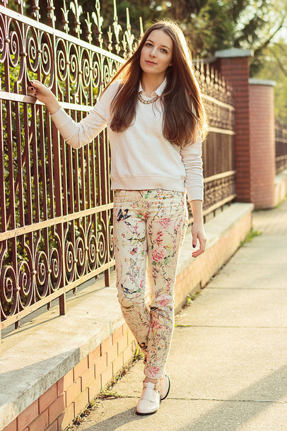 iemmafashion pants shirt sweater shoes jewels