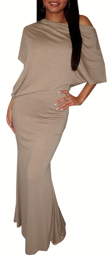 Right (Tan)-Great Glam is the web's top online shop for trendy clubbin styles, fashionable party dress and bar wear, super hot clubbing clothing, stylish going out shirt, partying clothes, super cute and sexy club fashions, halter and tube tops, belly and