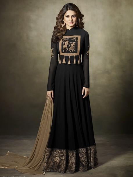 dress partywear anarkali suit anarkali salwar kameez ethnic wear women wear party wear suit