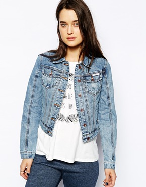 Superdry | Superdry Denim Jacket at ASOS