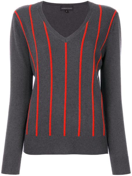 Cashmere In Love jumper women grey sweater