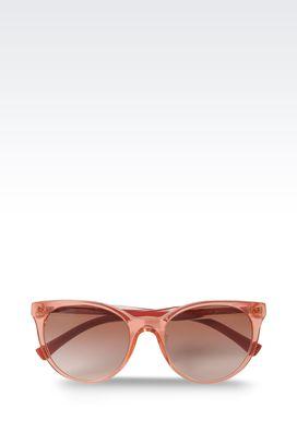 Occhiali Da Sole Emporio Armani Donna su Emporio Armani Online Store