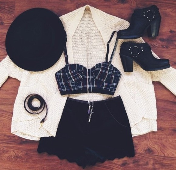 blouse plaid plaid shirt cropped top cropped bralette bra top bralet top corset bra green plaid blue plaid plaid top
