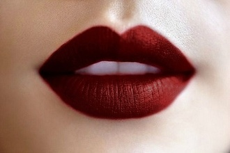 make-up which lipstick? lip lipcolour red lipstick party make up red lipstick lips smooth matte matte lipstick dark red burgundy burgundy lips dark red lip stick