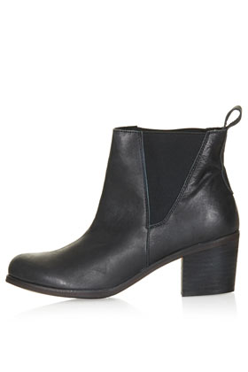 ALABAMA Pull-on Chelsea Boots - Boots  - Shoes  - Topshop