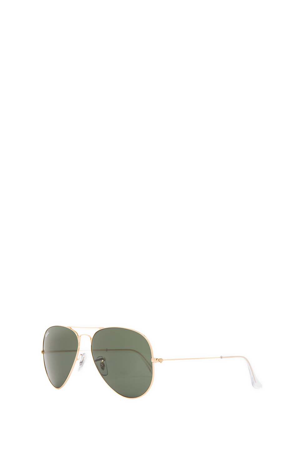Ray-Ban Aviator in Gold from REVOLVEclothing.com