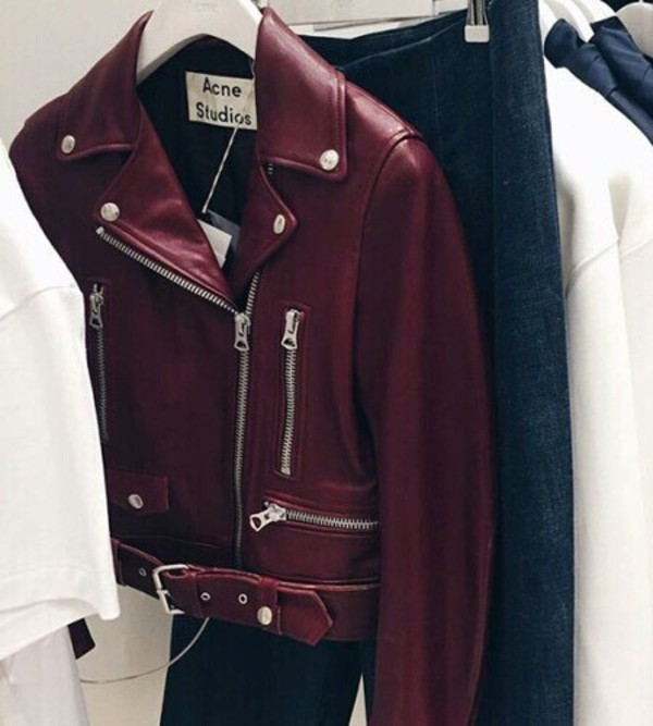 acne mock red wine