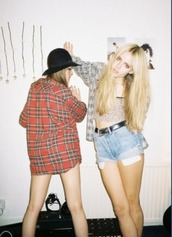 top,flannel,red,white,black,plaid,grunge,hipster,flannel shirt,button up shirt,button up blouse