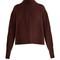 Dasty roll-neck wool-blend sweater