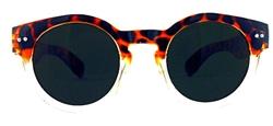 Payton Small Round Designer Sunglasses