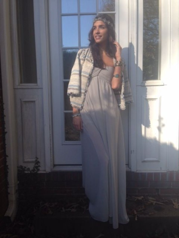 dress style fashion instagram fashionista grecian maxi dress fashion blogger blogger style ootd look of the day wiwt