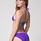 Nylon tricot swim flat low-waist bikini bottom | american apparel