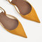 Flat slingback shoes - flats-shoes-woman-sale | zara united states