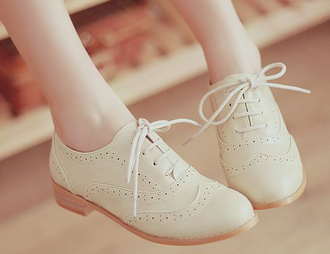shoes oxfords white white shoes