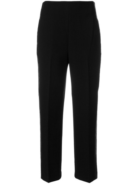 3.1 Phillip Lim cropped women black pants