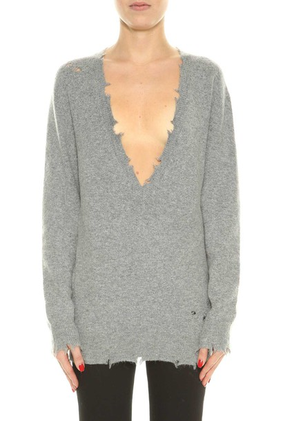 Iro sweater grey