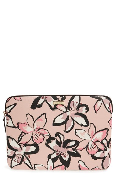 100% authentic ba1c5 af58c kate spade new york 'tiger lily' laptop sleeve (15 Inch) | Nordstrom