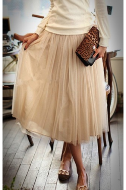 Carrie Skirt