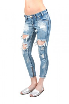Raglady by TARA One teaspoon LONDON FREEBIRDS - Jeans - KLÄDER