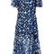 Embroidered paillette dress | moda operandi