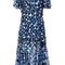 Embroidered paillette dress | moda operandi