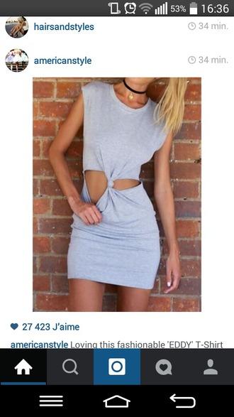 dress gris