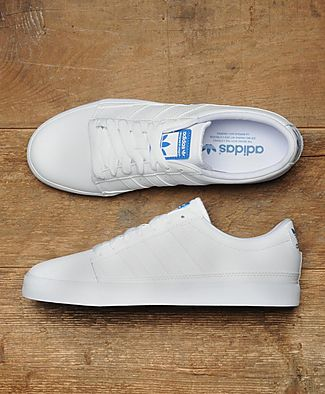 adidas originals rayado low trainer white