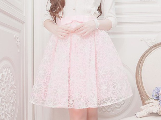 skirt girl kfashion korean fashion pink skirt korean fashion dress