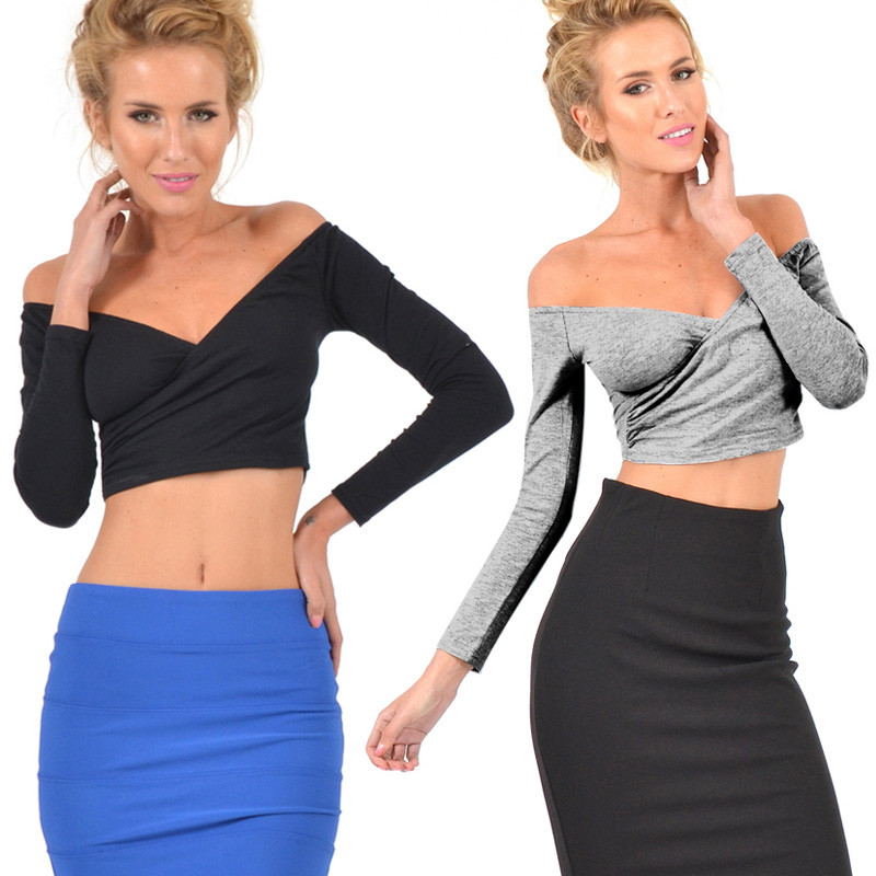 Rouged Crop Top – Dream Closet Couture