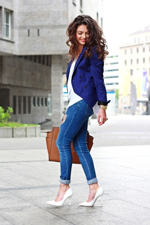 fashionhippieloves jacket blouse jeans shoes bag jewels