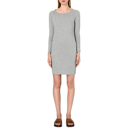 JAMES PERSE - Raglan sweatshirt dress | Selfridges.com