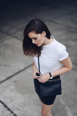moderosa t-shirt skirt