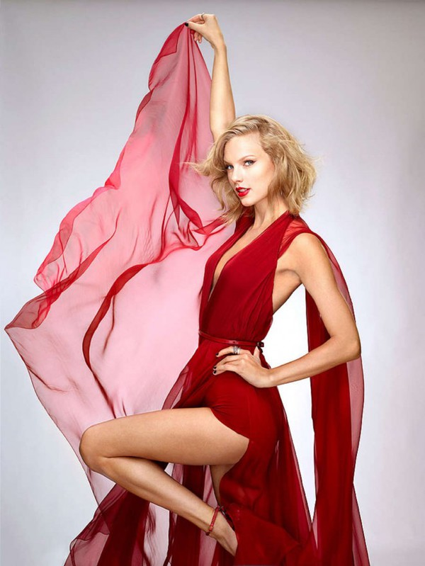 dress taylor swift red dress prom dress